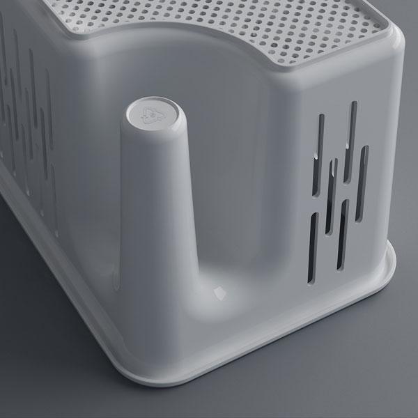 Caddy_homeware design_recycle mark detail_Jarvie-Design