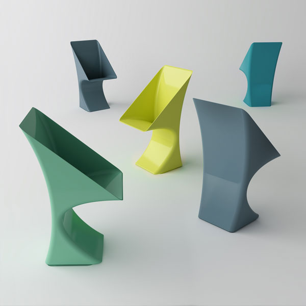 funnel chair