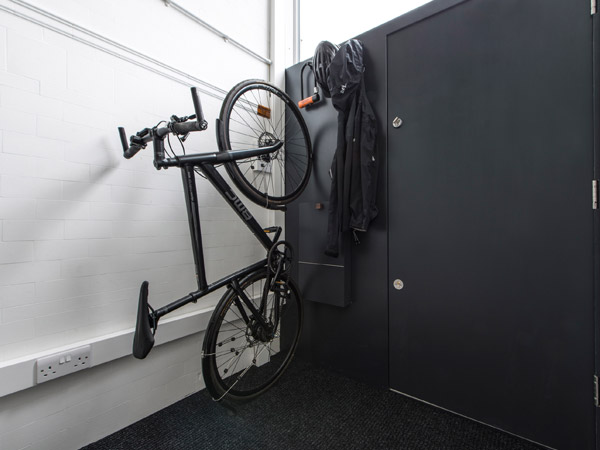 Jarvie Studio - Bike Storage